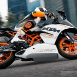 A sneak peek into the world of KTM RC 390 2014 [Launch details, Specs, Images]