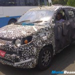 EcoSport rivalling Mahindra S101 compact SUV – And More spy images surface