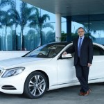Mercedes Benz India registers 27% growth in Q1 2014