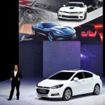 Next generation Chevrolet Cruze interiors revealed