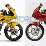 New Hero Karizma R 2014 vs Bajaj Pulsar 220 DTSi : Spec Sheet Comparison