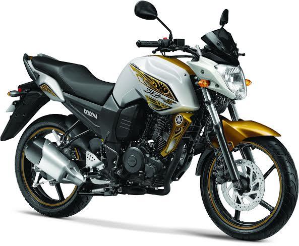 Official Release: Yamaha FZ, FZ-S and Fazer get new colour options