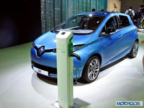 Entry level Renault Small Car launch in 2015