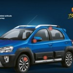 Toyota Etios Cross launch could happen on May 7