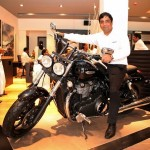 Triumph Motorcycles Kochi dealership inaugurated; Triumph India clocks 326 bookings across India