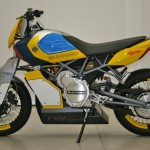 Bultaco is back, with electric power