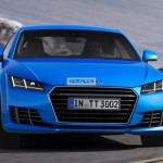 New 2015 Audi TT and TTS Spied in Chennai