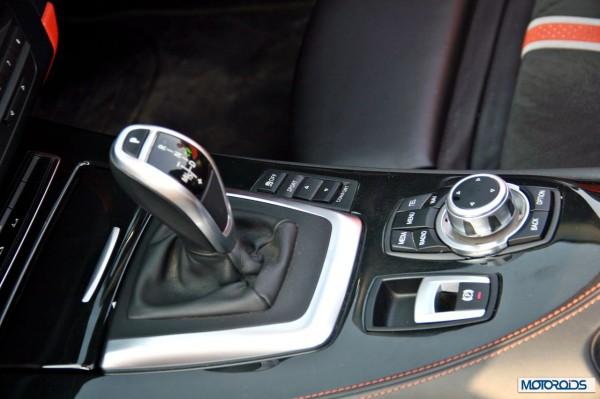 BMW Z4 sDrive 35i interior (16)