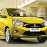 Maruti Suzuki Launches Celerio Green CNG Variant, Price INR 4.68 lakh