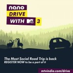 Nano Drive with MTV Season 3 launched
