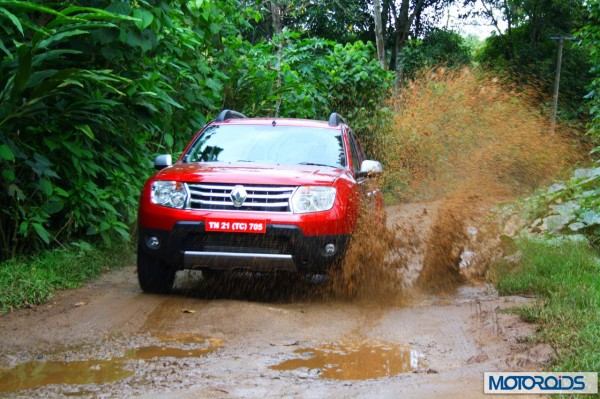 Report- Renault Duster Discount Offers