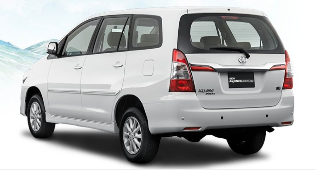 Upcoming 2016 Toyota Innova to get Diesel AT Variant | Motoroids