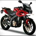 Check out this Bajaj Pulsar 200NS with 220′s fairing [Quick Post]