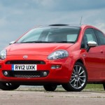 Facelift Punto showcased in Fiat's latest TV commercial