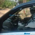 Mahindra XUV500 Automatic Spied ?