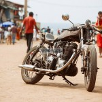 Here's Another modified Royal Enfield Bullet Cafe Racer