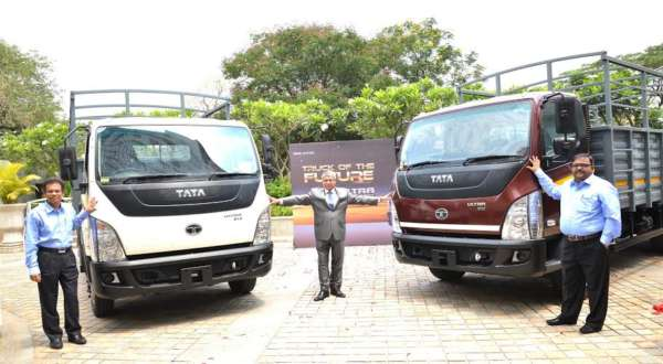 Tata Motors launches the all-new range of Tata ULTRA trucks