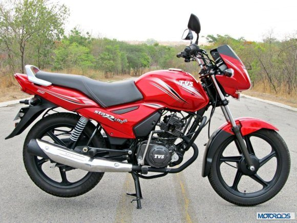 TVS Star City Plus Review, Images and Specs: Honed for the Long Haul