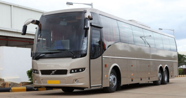 volvo buses india