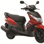 Yamaha Ray Z wins the India Design Mark Award 2014