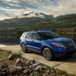 New 2015 Ford Explorer Revealed with New Appearance Package
