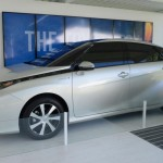 New 2015 Toyota FCV revealed at Aspen Ideas Festival
