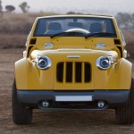 DC Design modifies Mahindra Thar
