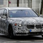 VIDEO : Upcoming 2016 BMW 7-Series Spied testing at the Nurburgring