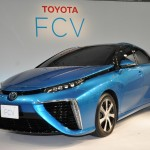 Toyota reveals fuel cell sedan FCV's exteriors and price in Japan