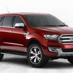 Spy pics: Ford Everest caught testing, may replace Endeavour in India