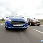 New 2014 Ford Fiesta Facelift Review: Dapper Dan