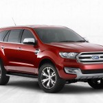 New Ford Endeavour Indian Launch in 2015