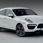 Porsche Cayenne Coupe under Development