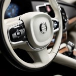 Volvo XC90 interior showcased, slew of tech for better drivability