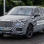 Bentley SUV Spied for the First Time