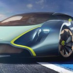 Aston Martin DP-100 Vision Gran Turismo officially revealed at Goodwood Festival of Speed