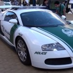 VIDEO : Dubai Police Flaunt their Supercar Fleet
