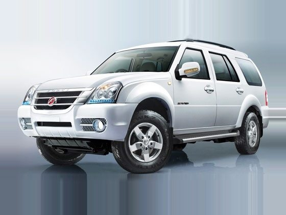 Force One 4×4 launched at INR 13.98 lakh