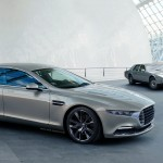 Aston Martin confirms bespoke Super Saloon for Middle East