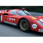 Ferrari to announce return at Le-Mans?