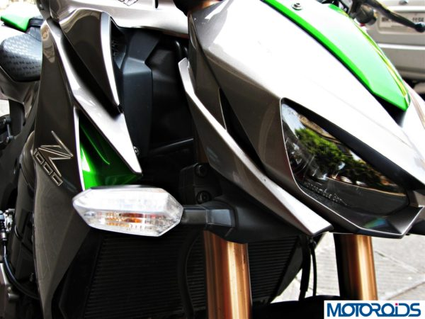 2014 Kawasaki Z1000 front (1)