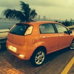 2014 Fiat Punto Evo: Live Updates and Images From  Media Drive