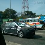2015 Hyundai i20 Spied Again in Chennai