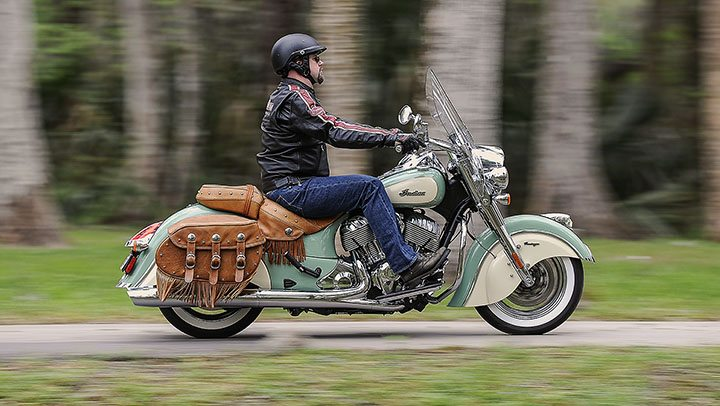 2015 Indian Chief Motorcycle