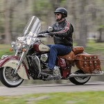 Indian Motorcycles reveal dual-tone paint schemes for 2015 lineup