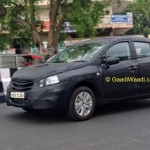Maruti Suzuki S-Cross Spied Again; Details here