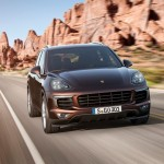 Porsche reports positive numbers for first half of 2014