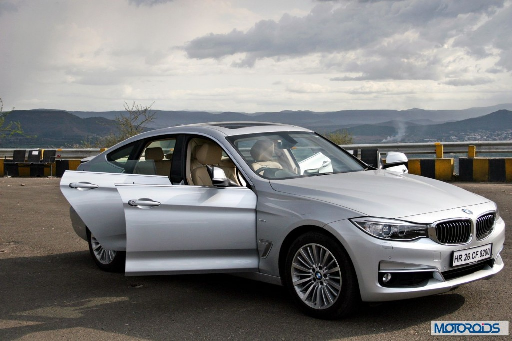 BMW 3 series GT rimless doors (1)