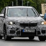 SPIED: The new 2015 BMW X1 caught on camera