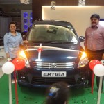 Maruti Suzuki Ertiga Limited Edition launched at Shivam Autozone in Mumbai